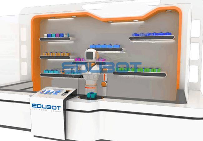 机器人超市
