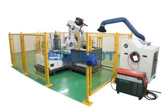 工业机器人焊接技能考核工作站