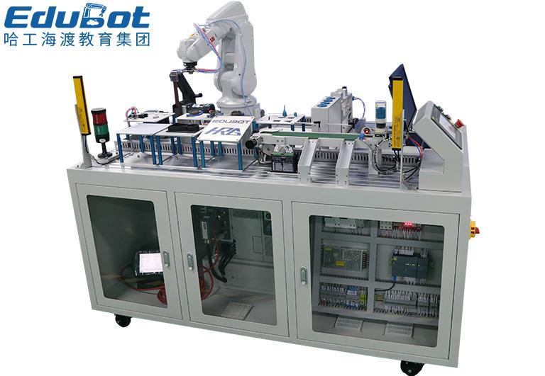 六轴机器人一体化实训台