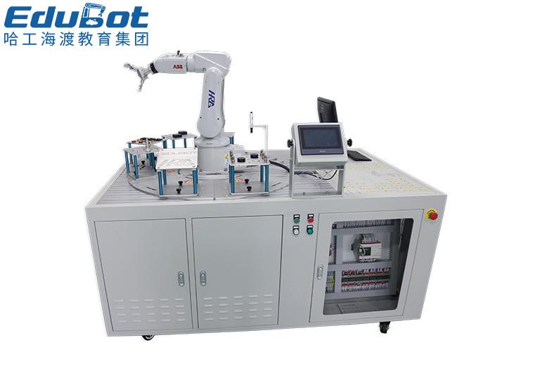 模块化六轴机器人综合实训台