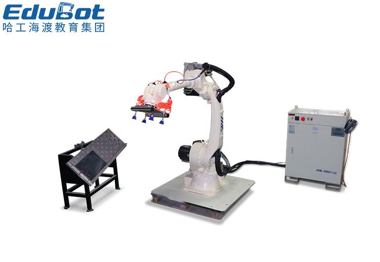 工业机器人冲压工作站