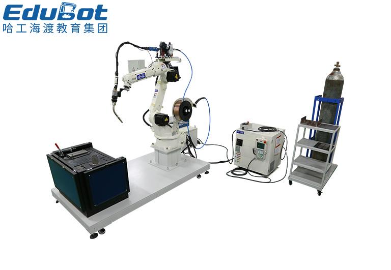 六轴机器人焊接实训站