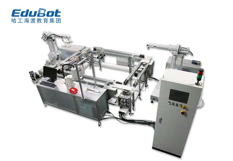 工业机器人柔性制造实训线