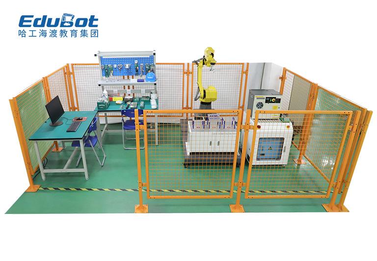 工业机器人拆装维护工作站